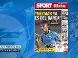 Foot Mercato - La revue de presse - 25 Septembre 2012