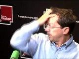 Denis Raisin Dadre - La matinale - 25-09-12