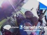 CARNETS DE VOL #14 - Chutes et Parachutes