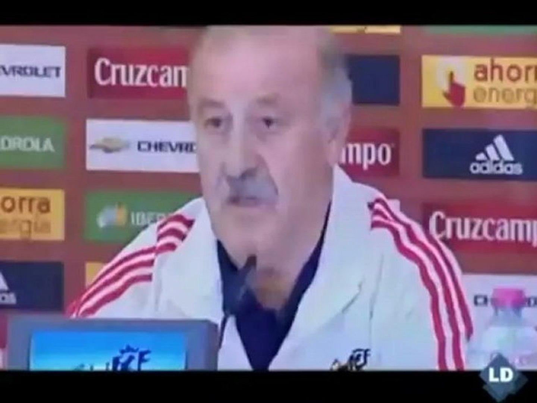 Del Bosque no quiere confiarse ante Portugal