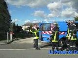Fuite de gaz avenue Devosges : l'école Mavia et le bâtiment Roy évacués