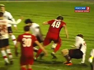 Все голы матча · СКА-Энергия (Хабаровск) - Амкар (Пермь) - 2:1