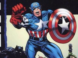 CGR Comics - ESSENTIAL CAPTAIN AMERICA VOL. 1 Comic Review