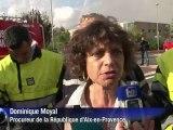 Décès d'un pompier dans les Bouches-du-Rhône