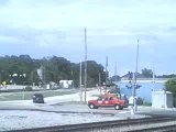 Norfolk Southern intermodal train west bound through Austell Ga.
