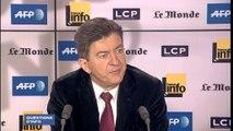 Questions d'info : Jean-Luc Mélenchon, coprésident du Parti de Gauche