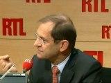 """Bernard Vivier, directeur de l'Institut supérieur du travail, était l'invité de """"RTL Midi"""" mercredi"""
