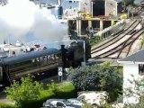 On The Paignton Steam Train Part 1