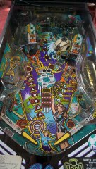 WORLD CUP SOCCER pinball table (Midway 1994) - Pinburgh 2012 B Division Final (Game 3)