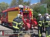 Lancement de la campagne 2012 de lutte contre les feux de forêts