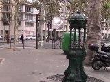 L'eau de Paris, les fontaines Wallaces