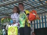Marathon roller de Compiègne 2012 - course féminine