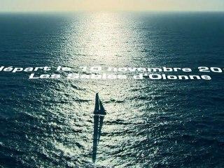Le teaser du Vendée Globe 2012-2013 - Vidéo Dailymotion