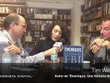Periodista Digital. Entrevista a Tim Weiner. 26 de septiembre 2012