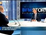"""Sapin sur BFMTV : """"le CDI devrait redevenir la règle"""""""