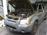 2002 Nissan Frontier Crew Cab XE 4x4 Off Road For Sale! Used Vehicle.