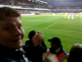 Oi Oi GINGER ROY!   PENALTY QPR 26/09/12
