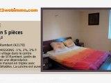 A vendre - maison - St Just St Rambert (42170) - 5 pièces -