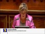 Intervention de Françoise CARTRON, Sénatrice de la Gironde, sur le projet de loi portant création des emplois d'avenir (24 septembre 2012)
