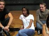 Martin Medus interviewe les candidats de The Social Rush !