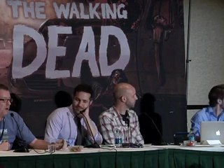 Playing Dead LIVE at PAX Prime 2012 de The Walking Dead : Season Two