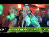Concert Kabyle Amirouche & ses Amis Artistes Samedi 13 Oct à 20h BOURSE DU TRAVAIL DE SAINT  DENIS