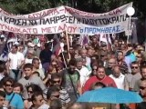 Grèce : toujours plus de rigueur, toujours plus de colère