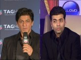 Karan Johar Says SRK Is Not A Buddy But An Elder Brother - Bollywood Gossip
