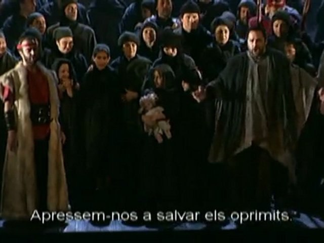 Verdi - Macbeth - Dove Siam mio Patria ! -Rebels Choir - For My  Lady soprano  xxAtlantianKnightxx
