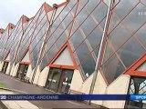 Une salle de Basket-ball digne de pros à Charleville-Mézières