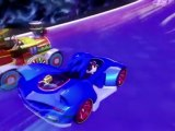 Sonic All-Stars Racing Transformed : gameplay trailer