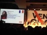Tanguy de Lamotte lors de la Conférence de presse du Vendée Globe - Vendée Globe 2012