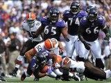 Cleveland Browns Vs. Baltimore Ravens Live Stream NFL 09-27-2012