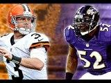 Watch Cleveland Browns Vs. Baltimore Ravens NFL 2012 September 27th Online