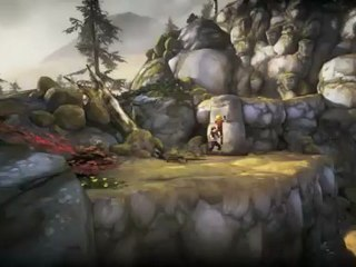 Teaser Trailer de Brothers : A Tale of Two Sons