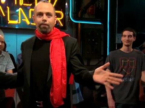 Comedy aus dem Labor vom 02.09.2012