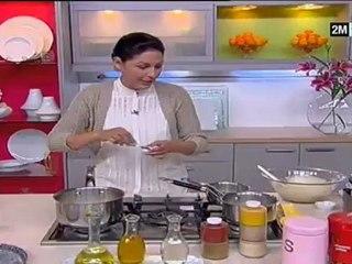 choumicha recettes webcomrtv tarte et cake au chocolat ganache et fruits confis
