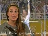 Entretien : Emilie Le Pennec au Musée National du Sport, championne olympique de gymnastique à Athènes en 2004