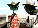 Trailer de Rango, con Johnny Depp