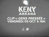 Keny Arkana - Teaser Nouveau Clip : Gens Pressés