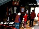 Clip Ski de fond aux Saisies