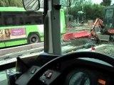 Pays de Condé. Découvrez le calvaire d'un chauffeur de bus sur la tournée Anzin - Vieux Condé