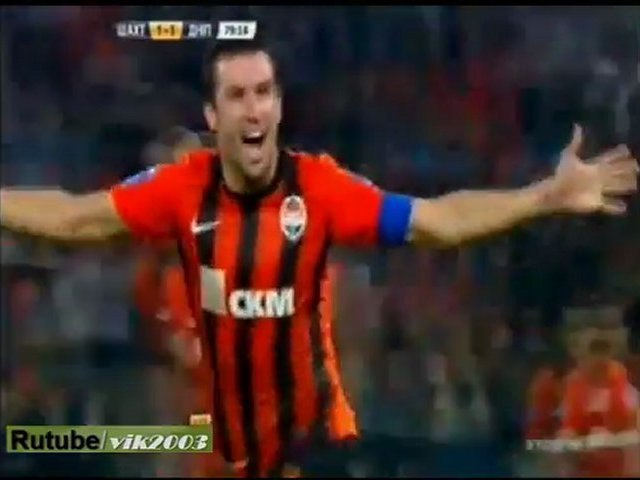 Shakhtar 2-1 Dnipro Full highlights/28.09.12
