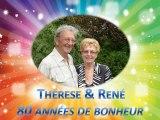 80 ans Thérèse et René! Nos grands parents Chéris! - Montage