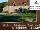 A vendre - maison - Autun (71400) - 6 pièces - 166m²