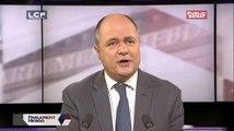 Parlement Hebdo : Bruno Le Roux, Président du groupe socialiste à l'Assemblée nationale