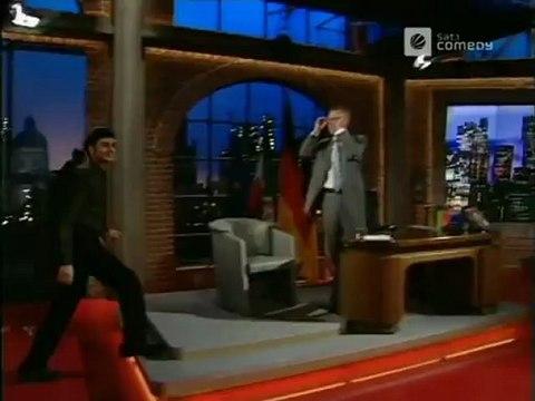 Die Harald Schmidt Show vom 23.03.2001