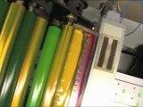 Tirages d'étiquettes adhésives, imprimeur d'étiquettes adhésives, PAO, conception