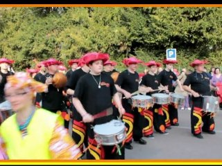Les Machine's Percu au Carnaval de La Machine - 17 Mars 2012
