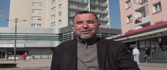 Mosquée de la Robertsau - visite du chantier 21 mars 2012